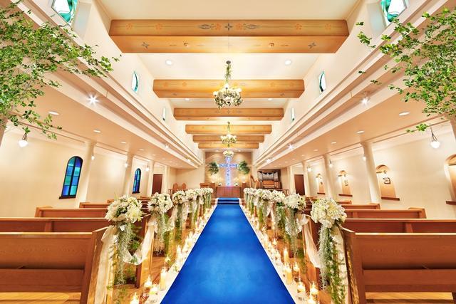 新横浜国際ホテル ウェディング マナーハウス チャペル