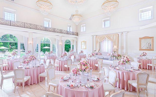 結婚式披露宴のテーブルコーディネート画像集【カラー\u0026イメージ