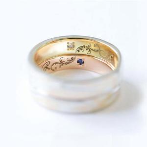 恋桜(結婚指輪)