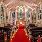 モンサンミッシェル大聖堂-ザ・ガーデンコートなんばパークス-
