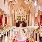 セントグレース大聖堂 the Garden by NEXT WEDDING