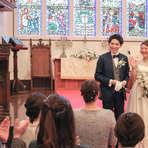 結婚式をあきらめない!少人数挙式&パーティープラン