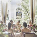 ◆2021年6月迄◆ご会食付ファミリー婚プラン