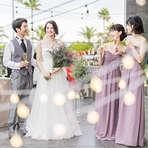 ☆パパママ&キッズ☆W Wedding Plan☆