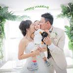 【子供と一緒に結婚式】お子様も参加できる家族の結婚式!