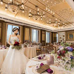 【家族婚・少人数プラン】◆20名82万円◆衣裳2着優待付♪