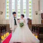 2021年夏秋婚限定☆夏も秋も!お得に二人らしく迎える結婚式