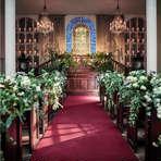 【挙式のみ】2名から叶う◆『音の教会』での本格挙式が10,1万円