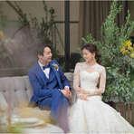 少人数・家族婚◆20名-94万円/アットホームウエディングプラン