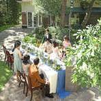 挙式と会食会がセットになった!少人数プレミアム会食プラン