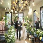 シンプルに叶える結婚式プラン<30名105万円/60名219万円>