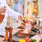 『リニューアルレストランで小さな結婚式』お料理でおもてなしW