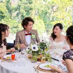 【少人数&お料理重視のカップル様に】少人数でのお食事会プラン