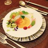 季節野菜のムース