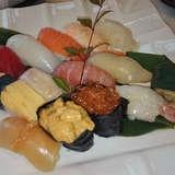 お寿司の量もたっぷり!