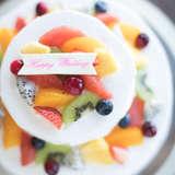 ミックスフルーツケーキ