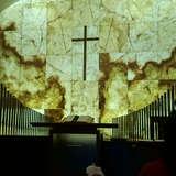 チャペル祭壇部分