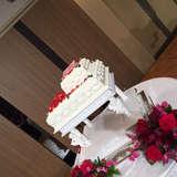 生ケーキはベリー系にしました!