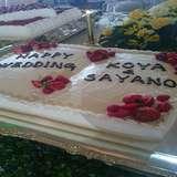 ウェディングケーキ1段