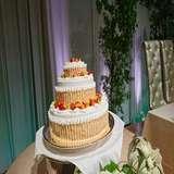 展示されていたケーキです