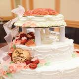 全て食べられるケーキ