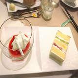 ブルーレマンパティシエ特製デザート