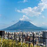 桜島を一望でき 良かったです!