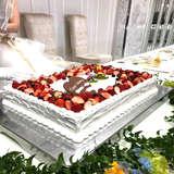 オリジナルケーキとっても可愛かったです!