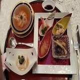 披露宴の料理