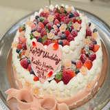 とても可愛らしいケーキでした。