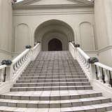チャペル前大階段