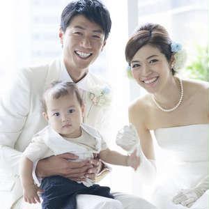 【お子様と一緒に】◇笑顔溢れる結婚式◇ファミリー婚プラン