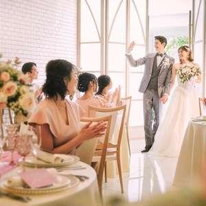 【2021年4月~5月挙式】~ゆっくり準備~安心婚プラン
