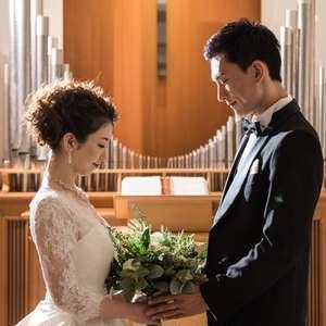 【オンライン結婚式プラン】挙式配信サービス全額プレゼント♪