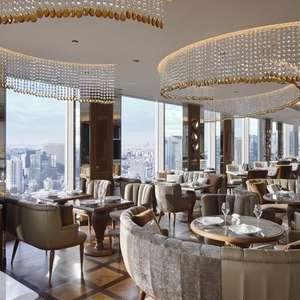 【~40名◇お料理重視】地上140mの眺望レストランで個室W