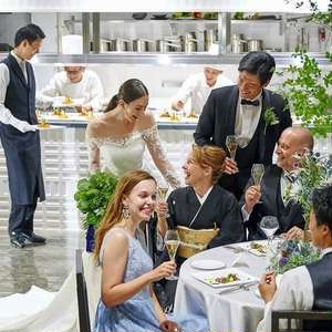【2名~OK!◆20名95万円◆】少人数&家族婚におススメ!