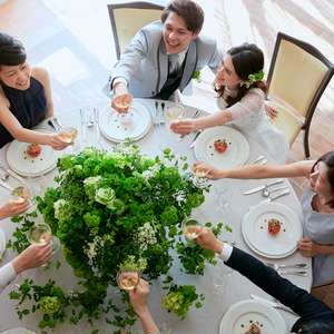 【親族×友人でアットホームなパーティ】少人数おもてなしプラン