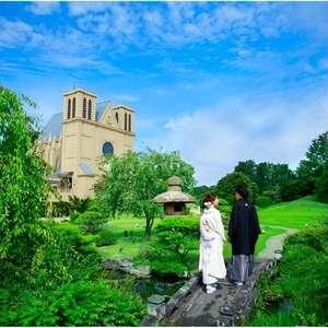 【ふるさと婚】~地元熊本の歴史ある《神水苑》で叶える結婚式~