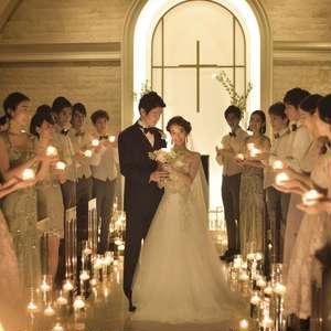 ~Wedding vows~特別な人だけで誓う挙式のみプラン