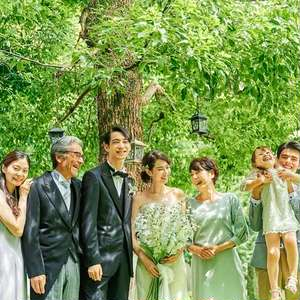 【10名様からOK】家族挙式プラン♪
