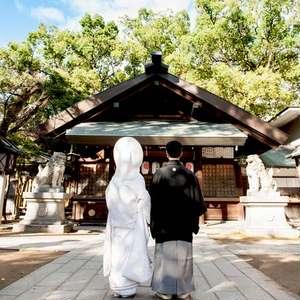 神社婚×和婚プラン