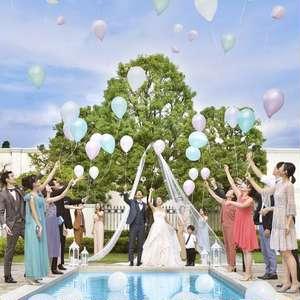 【海外挙式後にゲストにお披露目♪】アフターパーティープラン