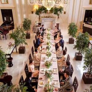 【ファミリー婚】挙式+10名会食の少人数プラン