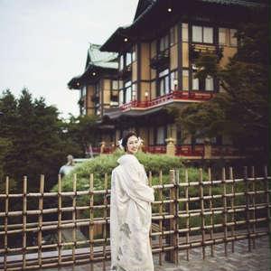【藍-あい-】~宿泊付き 家族婚プラン~箱根神社+会食+宿泊