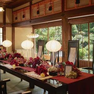 【撫子 -なでしこ-】箱根神社挙式+会食プラン