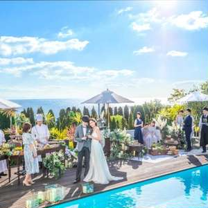 【花嫁割限定/2022年2月~3月末】◆60名-165万円◆