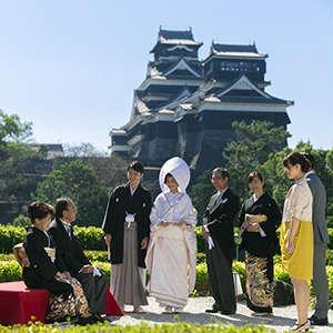 【加藤神社の挙式のみプラン】日本古来の本格神前式プラン!