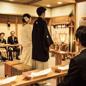 【通年★加藤神社×披露宴プラン】本格挙式を希望の2人にお勧め