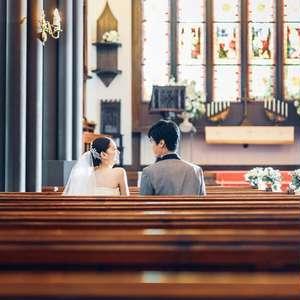 【¥380,490で大聖堂挙式】結婚の記念に挙式のみをお考えの方へ