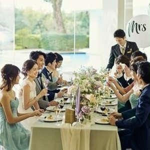 【20名で64万プラン】国内リゾート婚★アットホーム結婚式